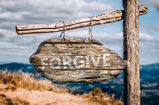 Forgive Your Body